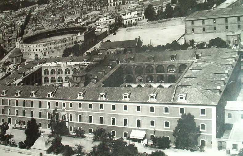 En Busca de las Murallas Romanas de Cartagena - Página 3 Cuartelhospital02